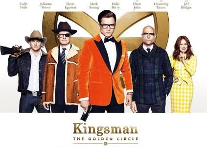 Kingsman: The Golden Circle / «Kingsman: Золотое кольцо»
