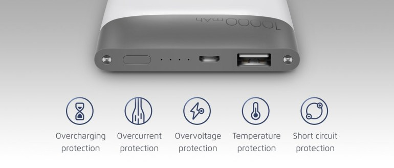 Внешний аккумулятор Meizu M20 емкостью 10 000 мА•ч стоит $25 и поддерживает быструю зарядку в обоих направлениях