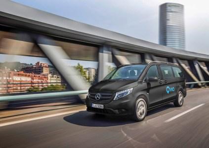 Daimler и Via запустят в Европе сервис совместных поездок