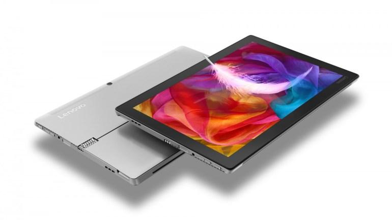 Lenovo показала гибридные ноутбуки Yoga 920, Yoga 720 и Miix 520