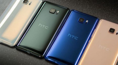 Ocean Master, Ocean Harmony и Ocean Lite – кодовые имена новых смартфонов HTC, которые выйдут до конца года