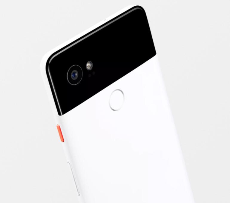 Представлены смартфоны Google Pixel 2 и Pixel 2 XL