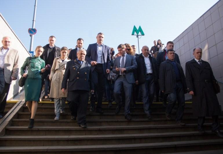 Минэкономразвития: Метро на Троещину будет начинаться в аэропорту Жуляны, предварительная стоимость проекта составит $2 млрд