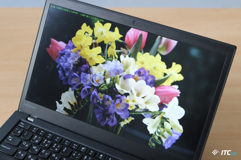 Обзор Lenovo ThinkPad T470s
