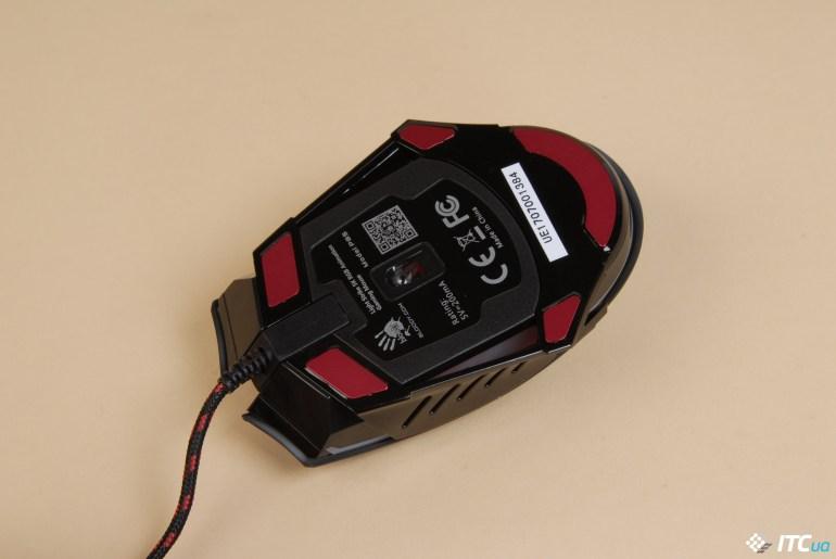 Обзор игровой мыши A4Tech Bloody P85 Sport
