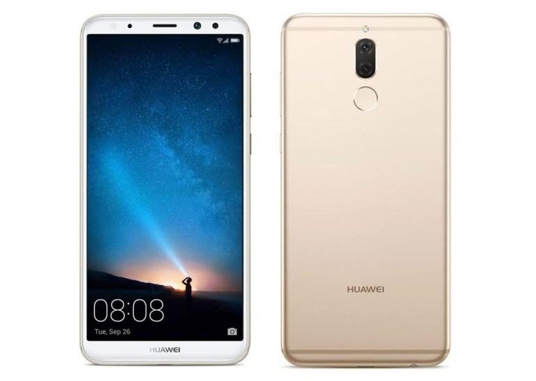 Huawei представила смартфон Nova 2i с 5,9-дюймовым дисплеем FullView 18:9 и четырьмя камерами, который является клоном будущего Mate 10 Lite