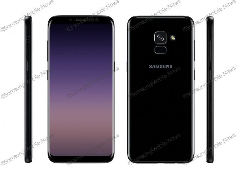 Смартфоны Samsung Galaxy A5 и Galaxy A7 образца 2018 года получат дисплеи Infinity Display и внешне будут похожи на Galaxy S8