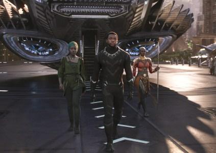 Первый полноценный трейлер супергеройского фильма «Черная пантера» / Black Panther от Marvel