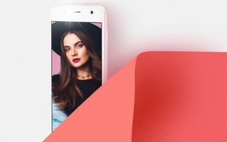 ASUS представила смартфон Zenfone 4 Selfie Lite для любителей автопортретов
