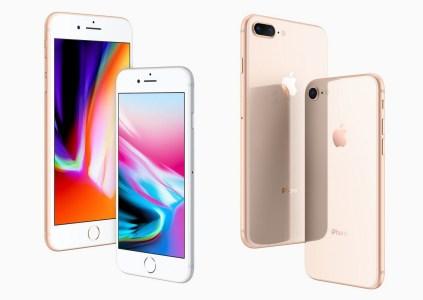 Завтра в Украине стартуют официальные продажи iPhone 8 и iPhone 8 Plus по цене от 25499 грн и 29999 грн соответственно