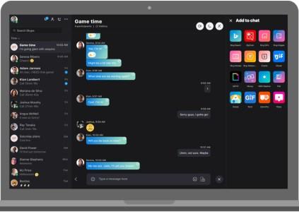 Microsoft выпустила финальную версию нового Skype для Windows и macOS