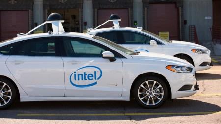В Intel продемонстрировали математические формулы, которыми должны руководствоваться автопилоты
