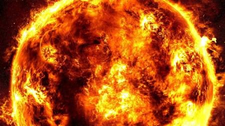 Астрономы: с вероятностью 0,01% в ближайшие 100 лет произойдет вспышка на Солнце, которая уничтожит всю электронику на Земле