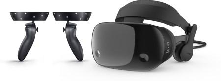 Samsung представила гарнитуру смешанной реальности на платформе Windows Mixed Reality. И пока она выглядит самой интересной