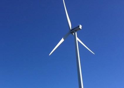 В Николаевской области заработала самая мощная в Украине ветроэнергетическая установка