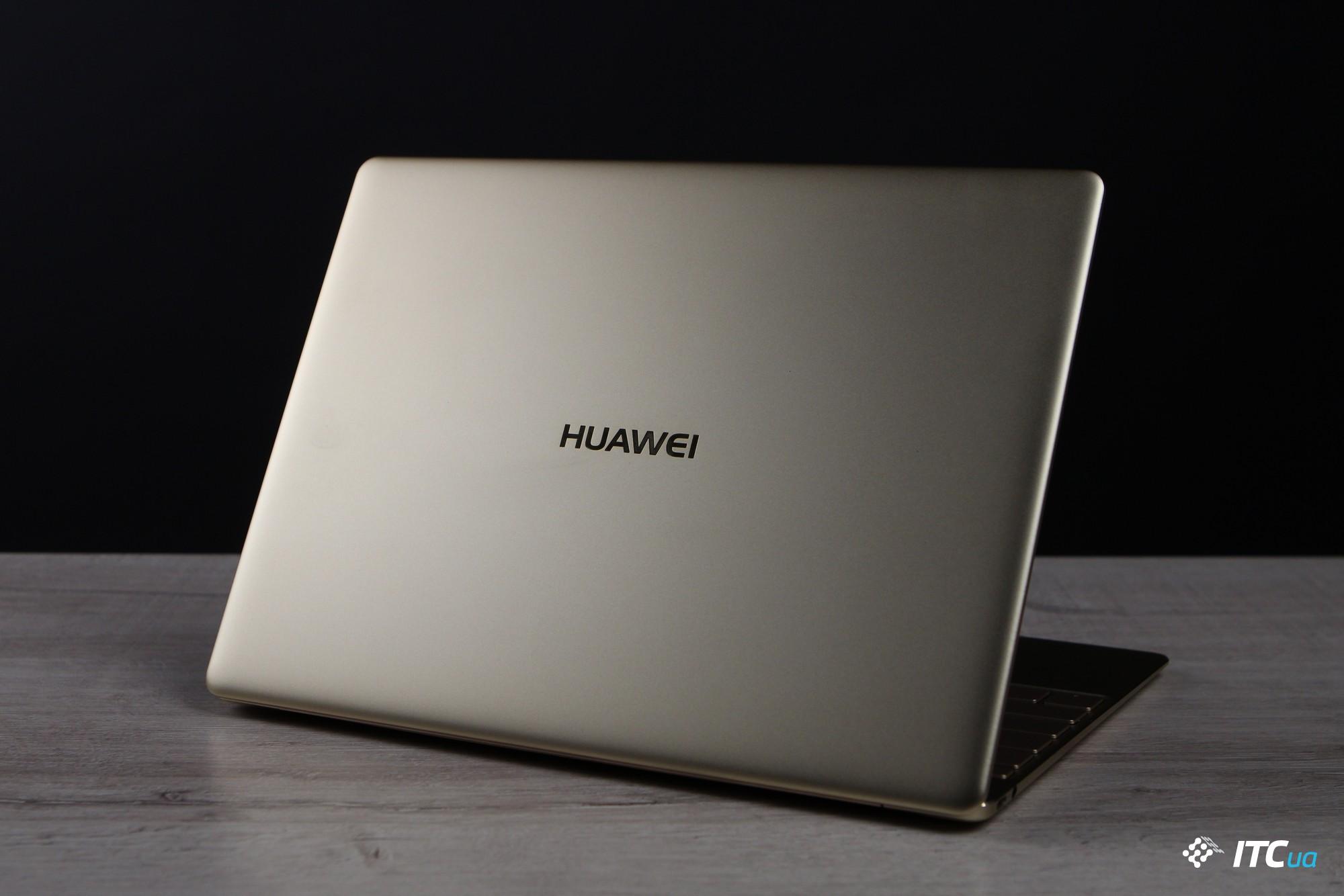 Обзор Huawei Matebook X - ITC.ua