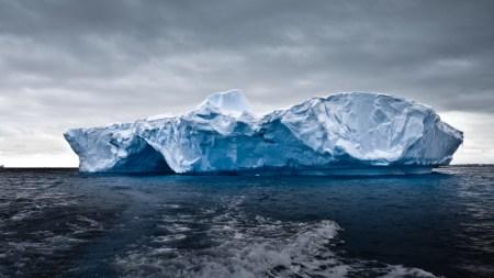 Фотофакт: процесс таяния антарктических ледников ускоряется