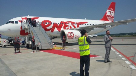 В декабре лоукостер Ernest Airlines запустит новые маршруты, которые свяжут Неаполь, Венецию и Милан со Львовом и Киевом