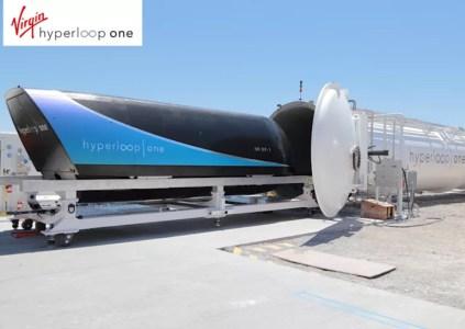 Стоимость поездки на Hyperloop составит $5 за 50-60 км