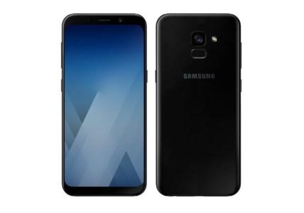Смартфон Samsung Galaxy A7 (2018) замечен на официальном сайте производителя