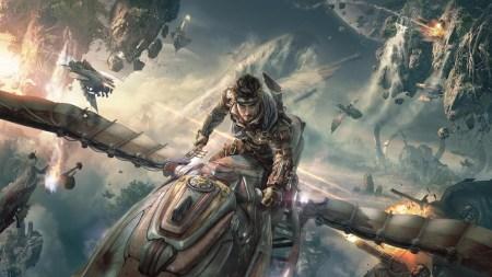 Разработчик PUBG представил свой следующий проект — стимпанк-фэнтези-MMO «Ascent: Infinite Realm» [трейлер]