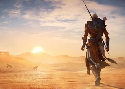 Assassin's Creed Origins: я помню, как все начиналось