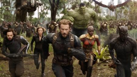 Первый трейлер фильма «Мстители: Война бесконечности» / Avengers: Infinity War