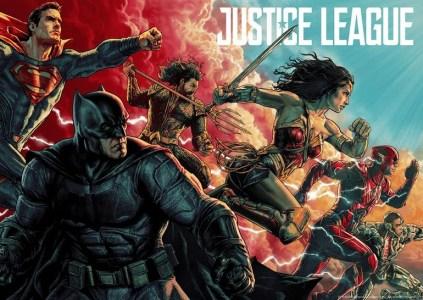Justice League / «Лига справедливости»
