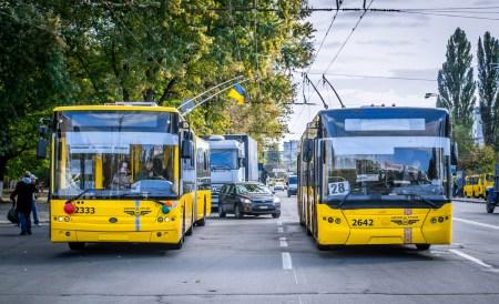 КГГА: Первый общественный транспорт с электронными билетами появится в Киеве до конца текущего года, а полностью систему развернут в первой половине 2018 года
