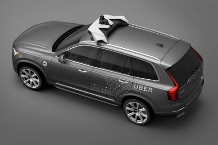 Uber заказала у Volvo 24 тысячи беспилотных кроссоверов XC90 на сумму $1,4 млрд для создания службы автономных такси