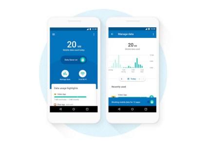 Приложение Google Datally позволит контролировать потребление трафика на Android-устройствах