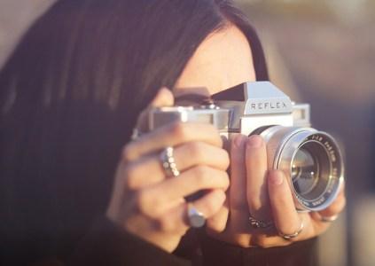 Иногда они возвращаются: На Kickstarter собирают деньги на плёночный зеркальный фотоаппарат с ручными настройками