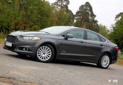 Гибрид Ford Fusion Energi: почти 200 л.с. и 30-50 км на электротяге – за $20 тыс.
