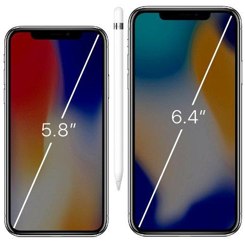 KGI: В следующем году Apple представит сразу два смартфона с OLED-экранами и стальной рамкой - улучшенный 5,8-дюймовый iPhone X и новый 6,4-дюймовый iPhone X Plus