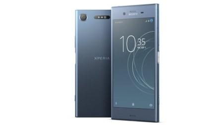 Появились характеристики первого «безрамочного» смартфона Sony H8541