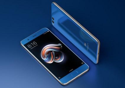 Xiaomi представила бюджетную версию смартфона Xiaomi Mi Note 3 со сниженным до 4 ГБ объемом ОЗУ по цене $300