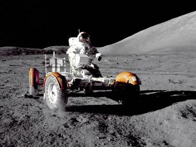 США возобновляет программу по освоению Луны