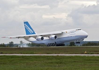 ГП «Антонов» на 26% увеличил объем авиаперевозок, избавившись от кабального договора с российской компанией «Волга-Днепр»