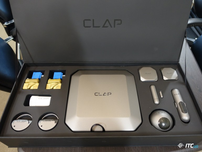 Первый взгляд на систему «умного дома» CLAP