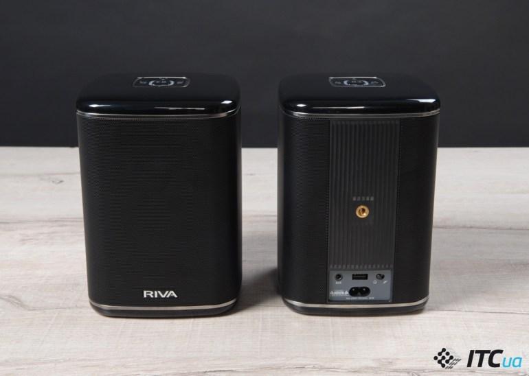 Обзор мультирум-акустики RIVA