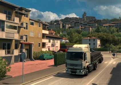 Euro Truck Simulator 2 – Italia: итальянские каникулы