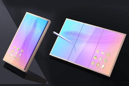 Business Korea: Samsung Galaxy X выйдет на рынок уже в 2018 году, а смартфон Apple с гибким экраном LG — не раньше 2019 года