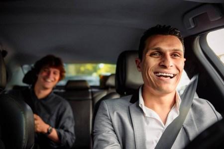 Uber: Средний рейтинг украинских пользователей сервиса составляет 4,9 балла, что выше, чем в США, Германии и Франции