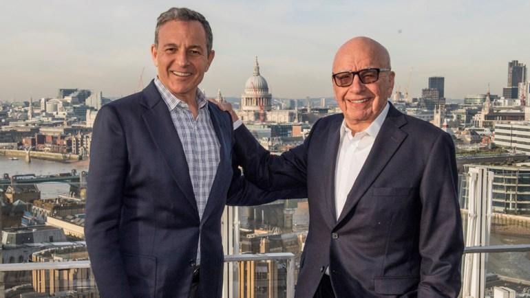 Disney покупает 21st Century Fox за $52,4 млрд