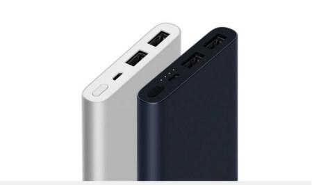 Обновленный портативный аккумулятор Xiaomi Mi PowerBank 2 емкостью 10 000 мА•ч получил два порта USB, но стоит прежние $12