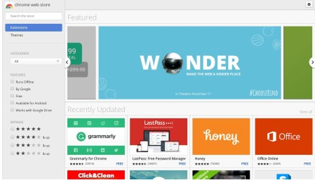 Google начала «убивать» приложения Chrome и отключила соответствующий раздел магазина Chrome Web Store на Windows, Mac и Linux