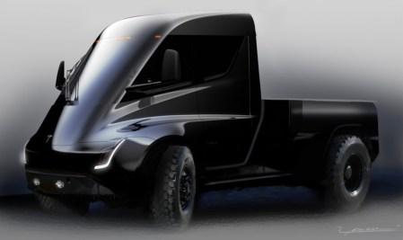 Илон Маск обещает выпустить пикап Tesla «сразу после» кроссовера Model Y