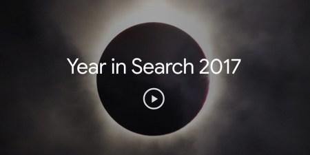 «Год в поиске – 2017»: Google выпустил ролик о главных темах этого года