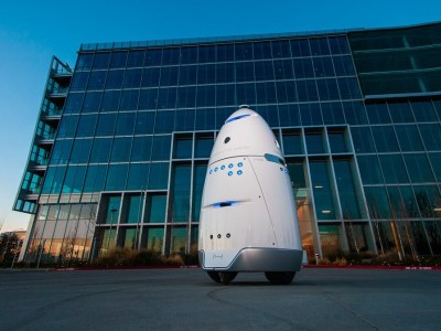 В Сан-Франциско защитники животных использовали роботов для разгона бездомных с тротуаров