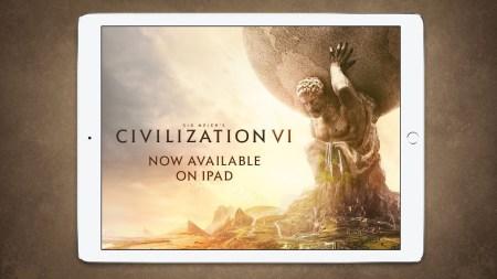 Стратегия Sid Meier's Civilization VI вышла на iPad